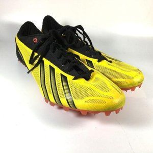 Adidas Sprintstar IV Track Field Yellow Cleats 11
